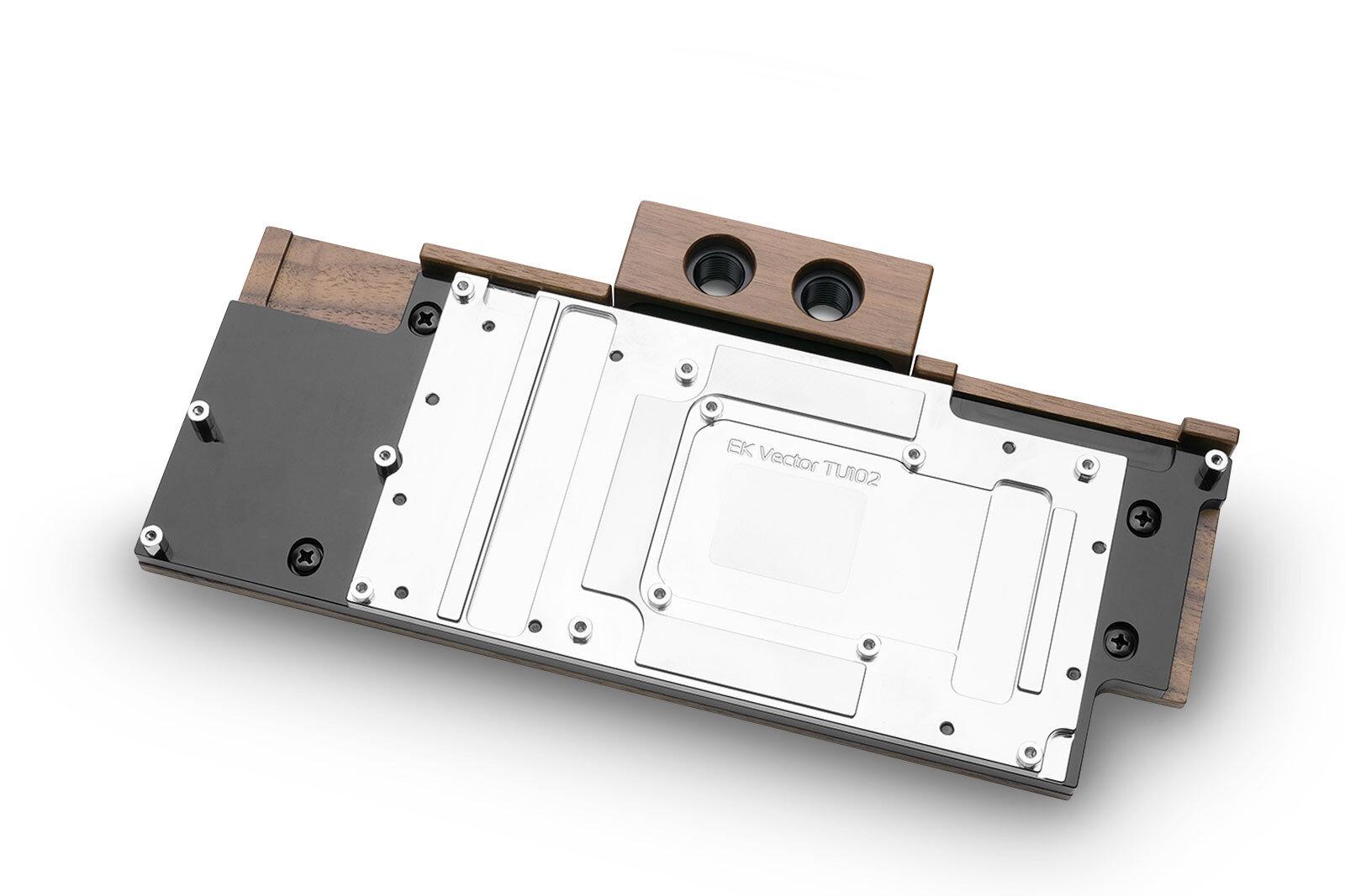 EK Water Blocks Lignum GPU-Kühler