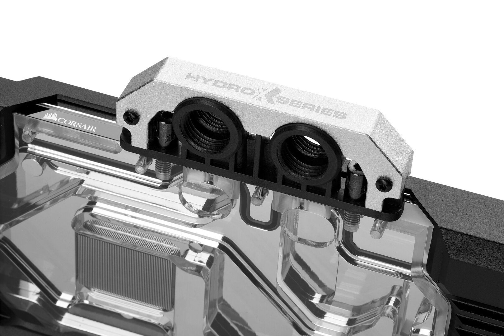 Corsair Hydro X XG7: Fullcover-Wasserkühler für die Nvidia RTX 2080 Ti