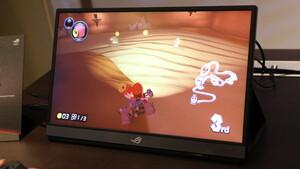 Asus-Monitore: TUF Gaming mit ELMB‑Sync oder portable 240 Hz