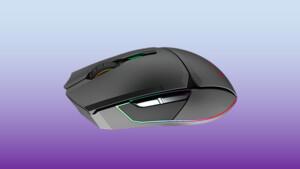 Cooler Master MM831: Maus mit 32.000 dpi lädt über Qi-Standard