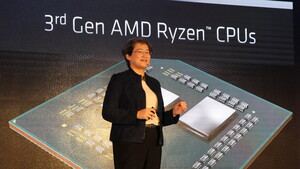 AMD Ryzen 3000: 15% mehr IPC schlagen Intels Coffee Lake ab 329 USD