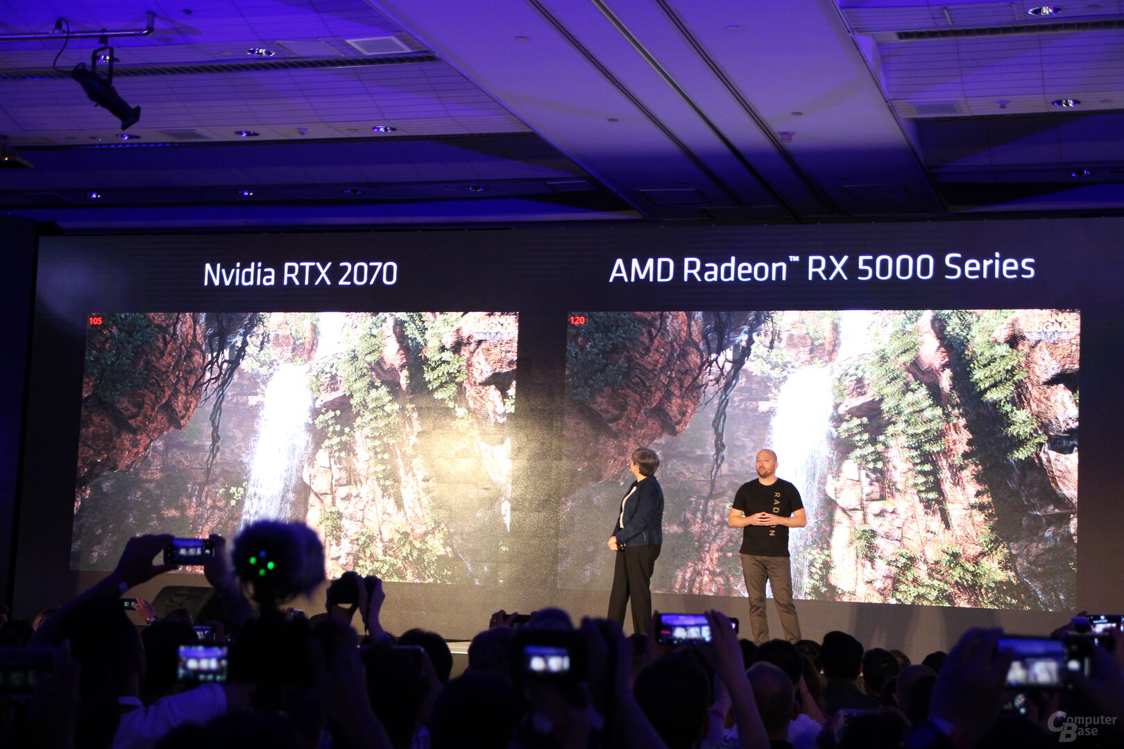 AMD Radeon RX 5700 mit RDNA