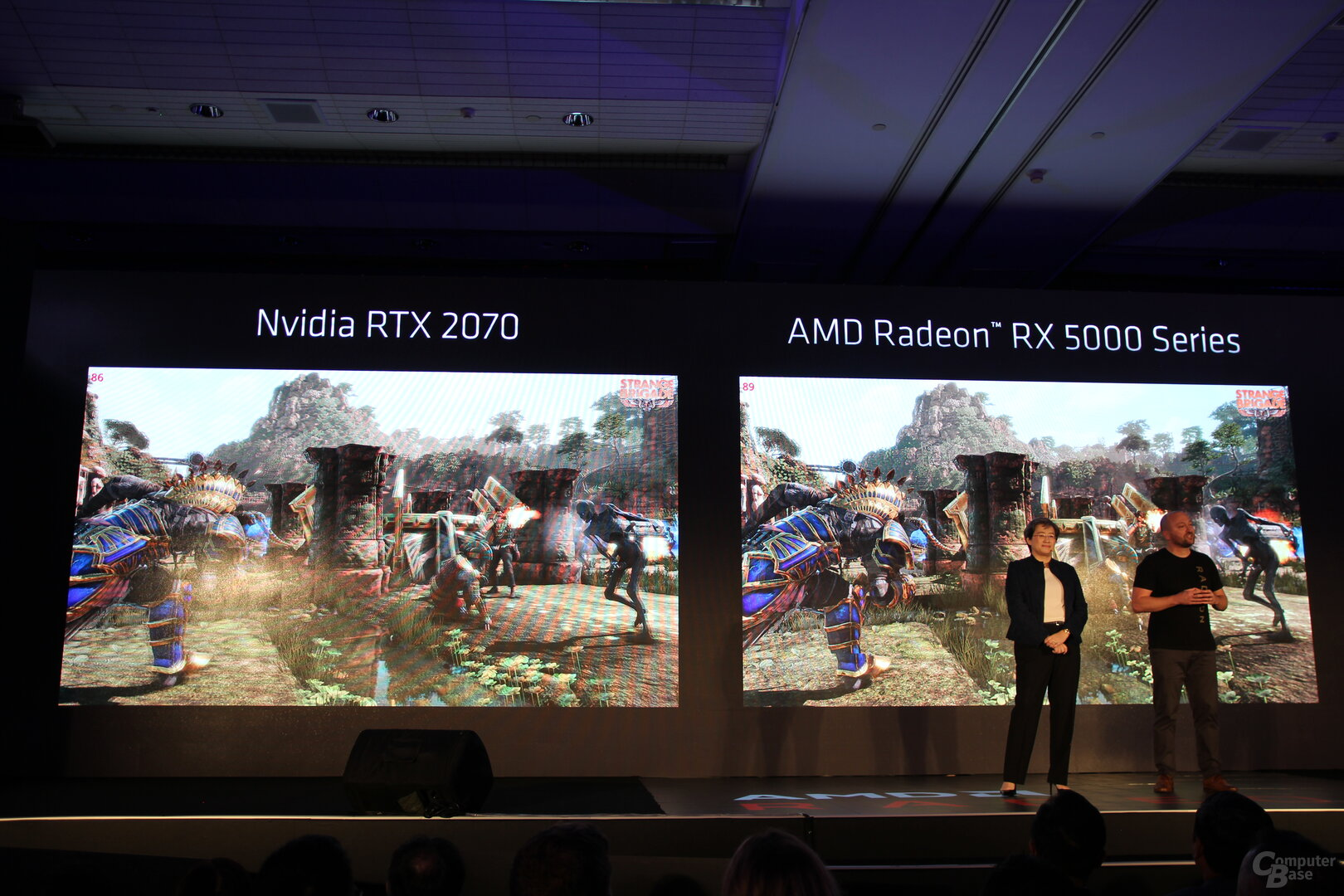 AMD Navi als Radeon RX 5700