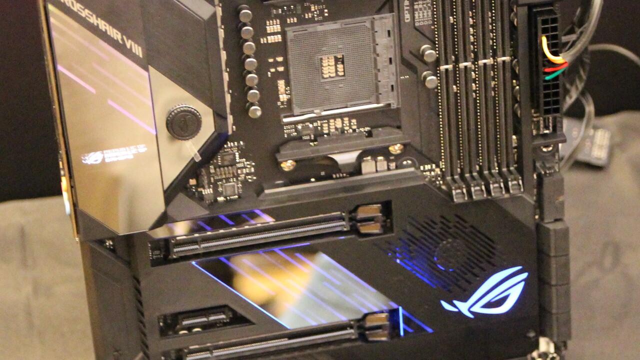 X570 für Zen 2: Asus mit vielen Prime-, TUF-, Strix- und ROG-Mainboards
