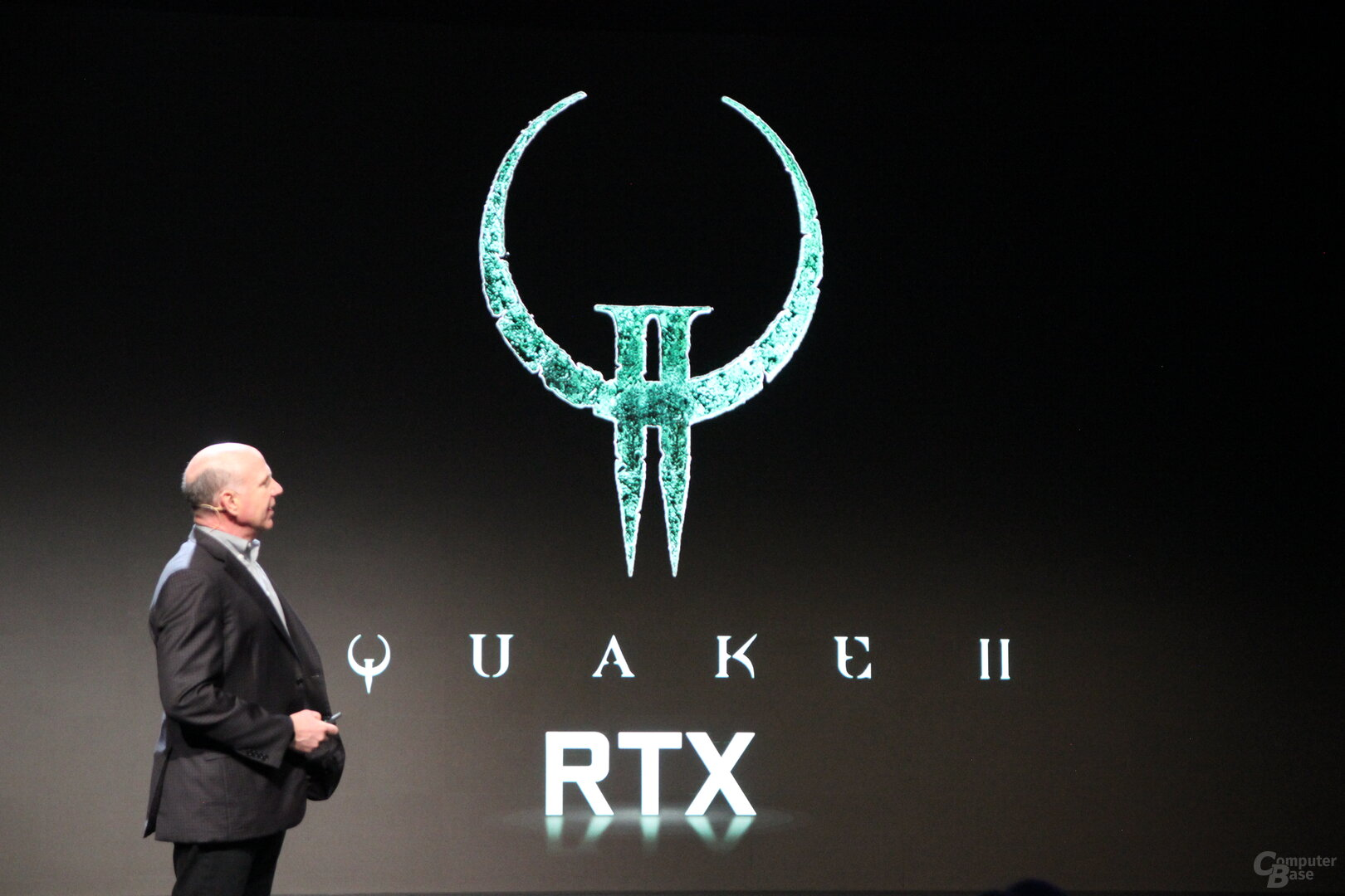 Nvidia-Pressekonferenz zur Computex 2019