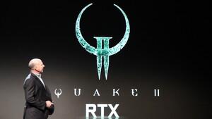 Quake II RTX: Spiel erscheint am 6. Juni, drei Level gibt es für Jedermann