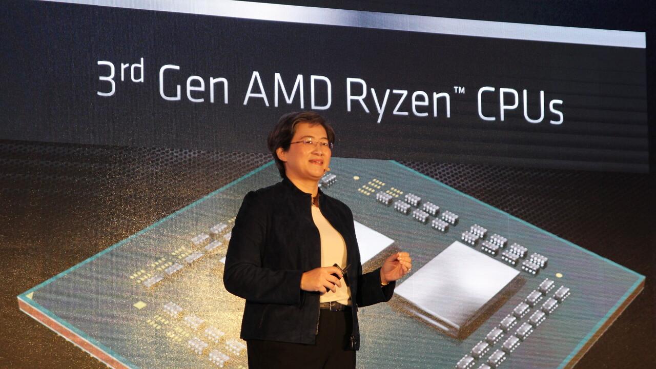 """AMD Ryzen: """"Threadripper 3000"""" kommt mit mehr Kernen"""