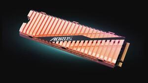 Erste PCIe-4.0-SSDs: Corsair und Gigabyte nutzen Phison E16 für (knapp) 5 GB/s
