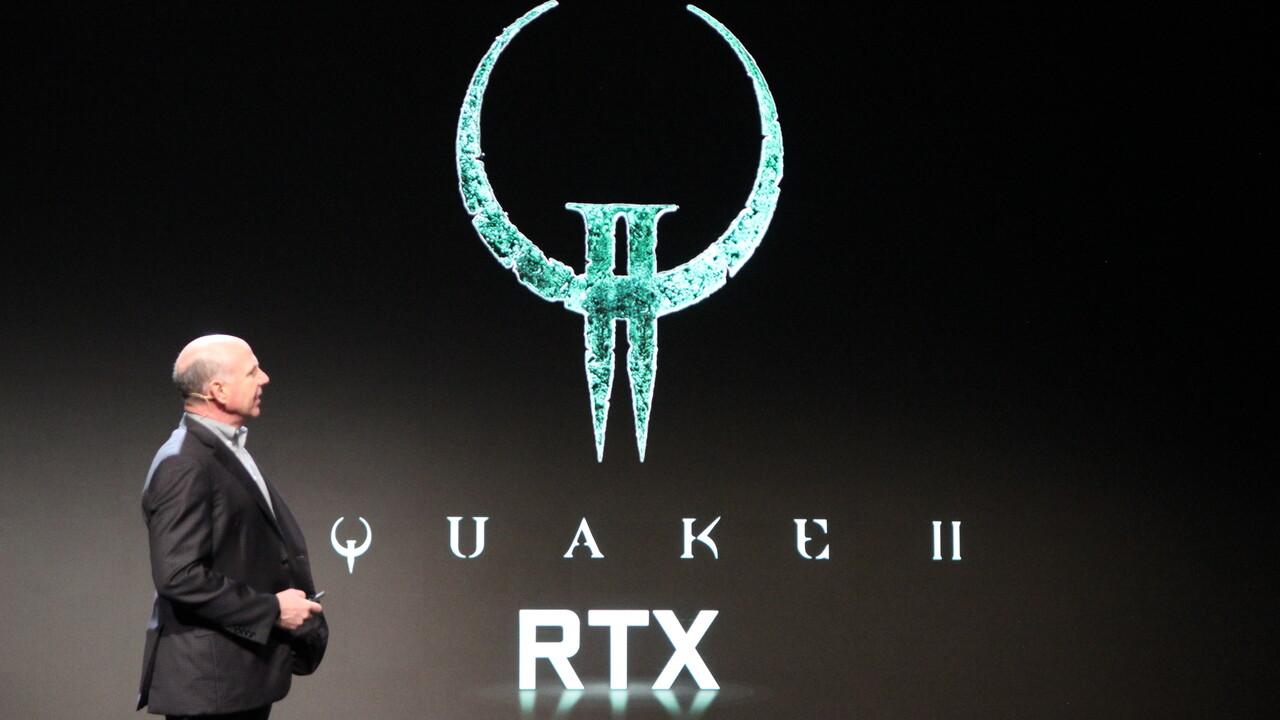 GeForce 430.86 GRD WHQL: Grafiktreiber für Quake II RTX und Assetto Corsa