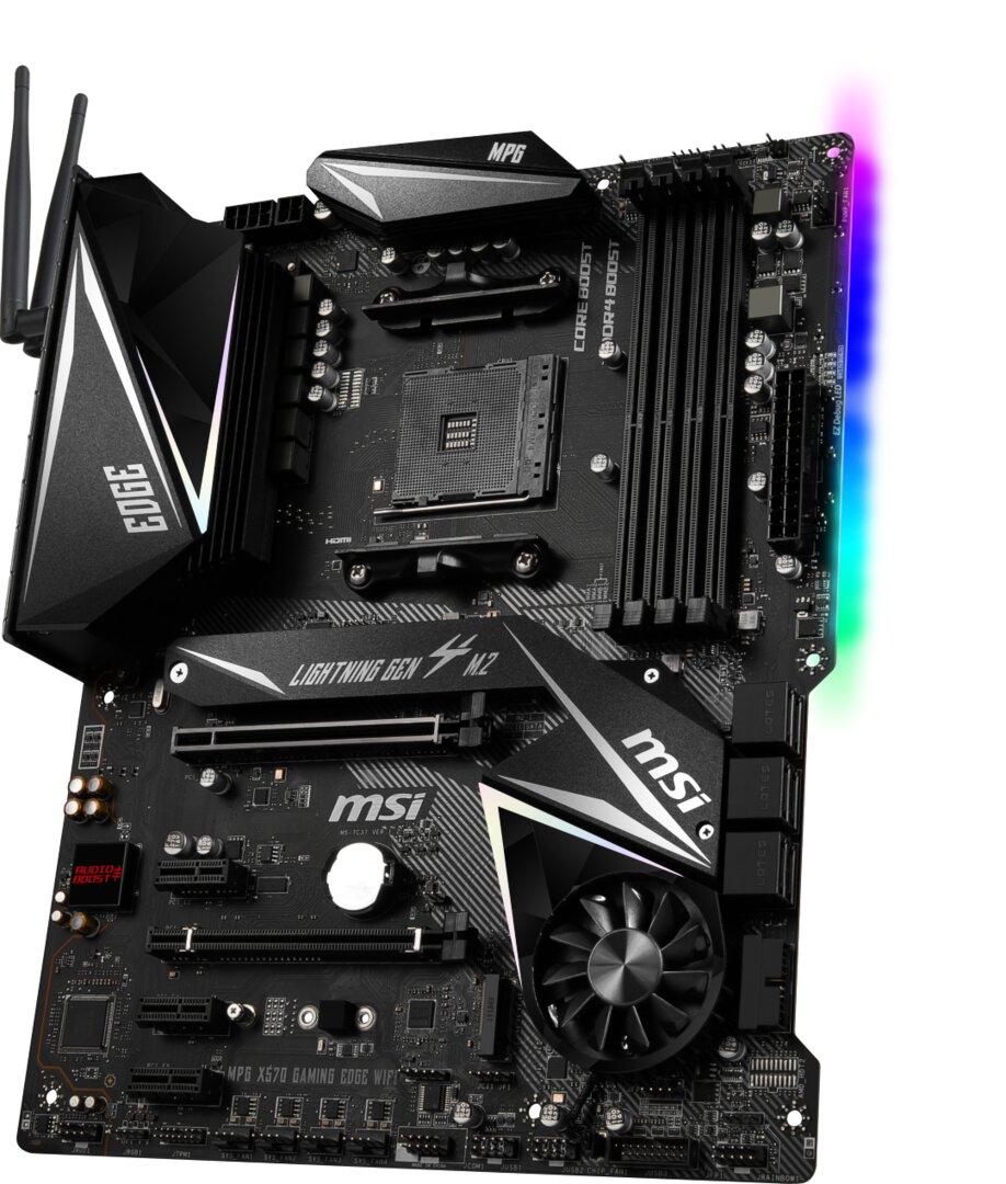 MSI X570 Gaming Edge WiFi