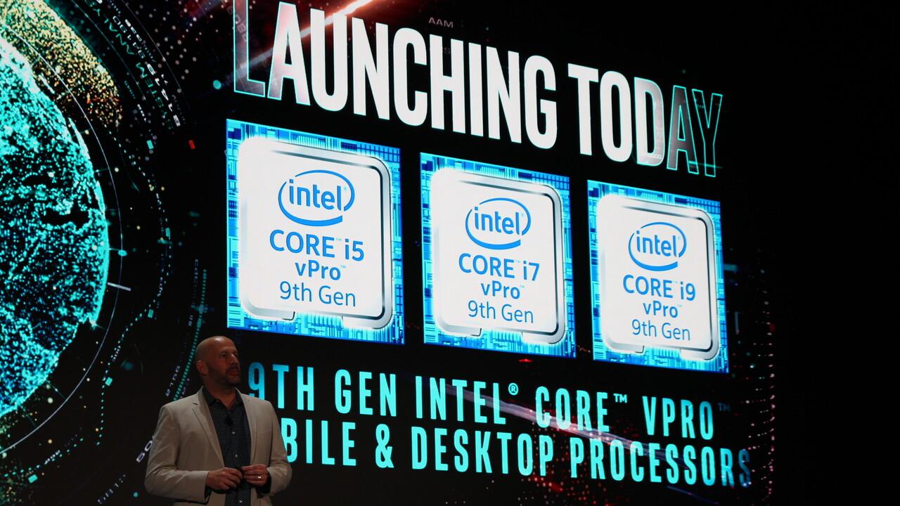 Intel-Prozessoren: 15 neue 9th Gen Core vPro und 14 Xeon E vorgestellt