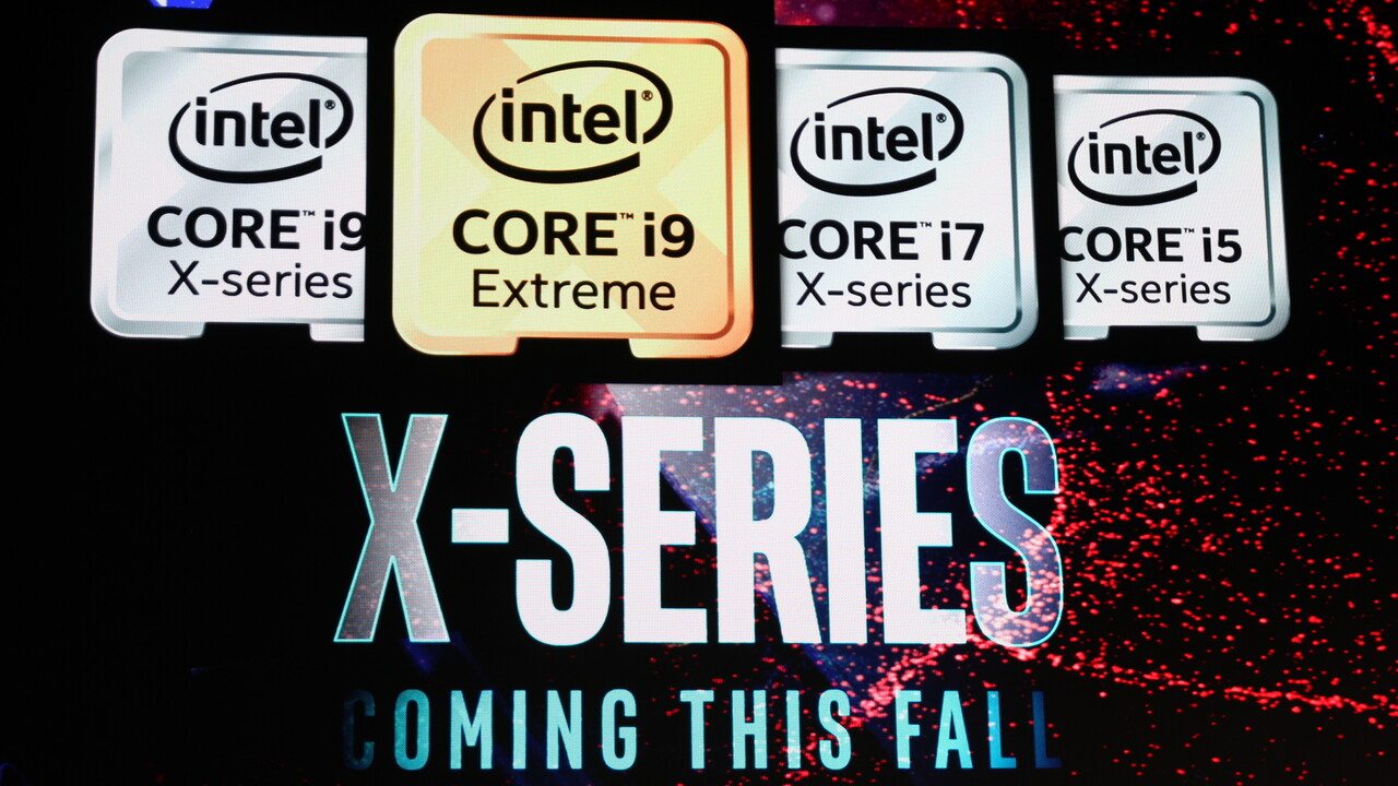 Intel-Prozessor: Neue Core-X-Familie trifft Ryzen 3000 im Herbst