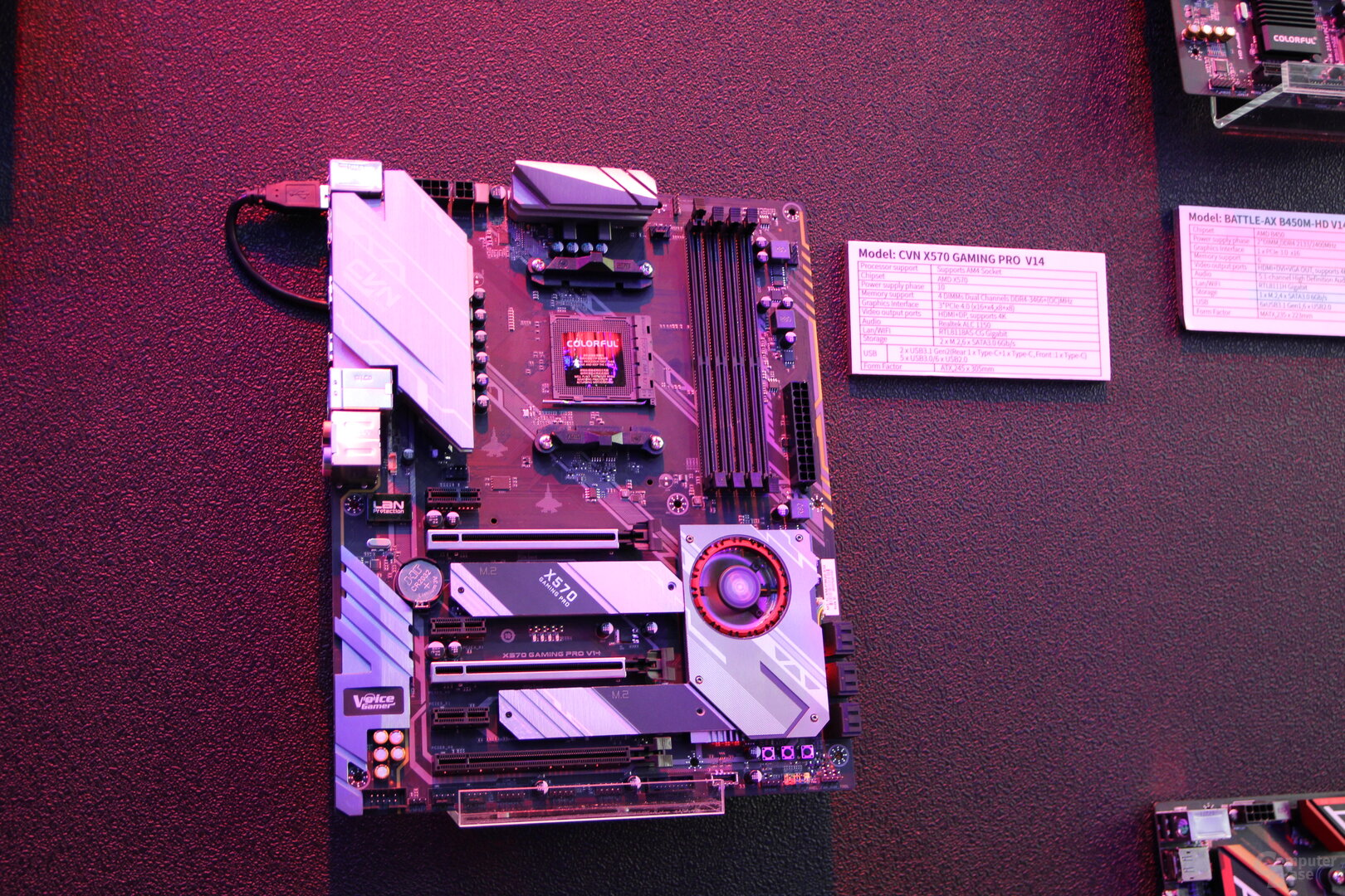 Igame X570 Mainboard