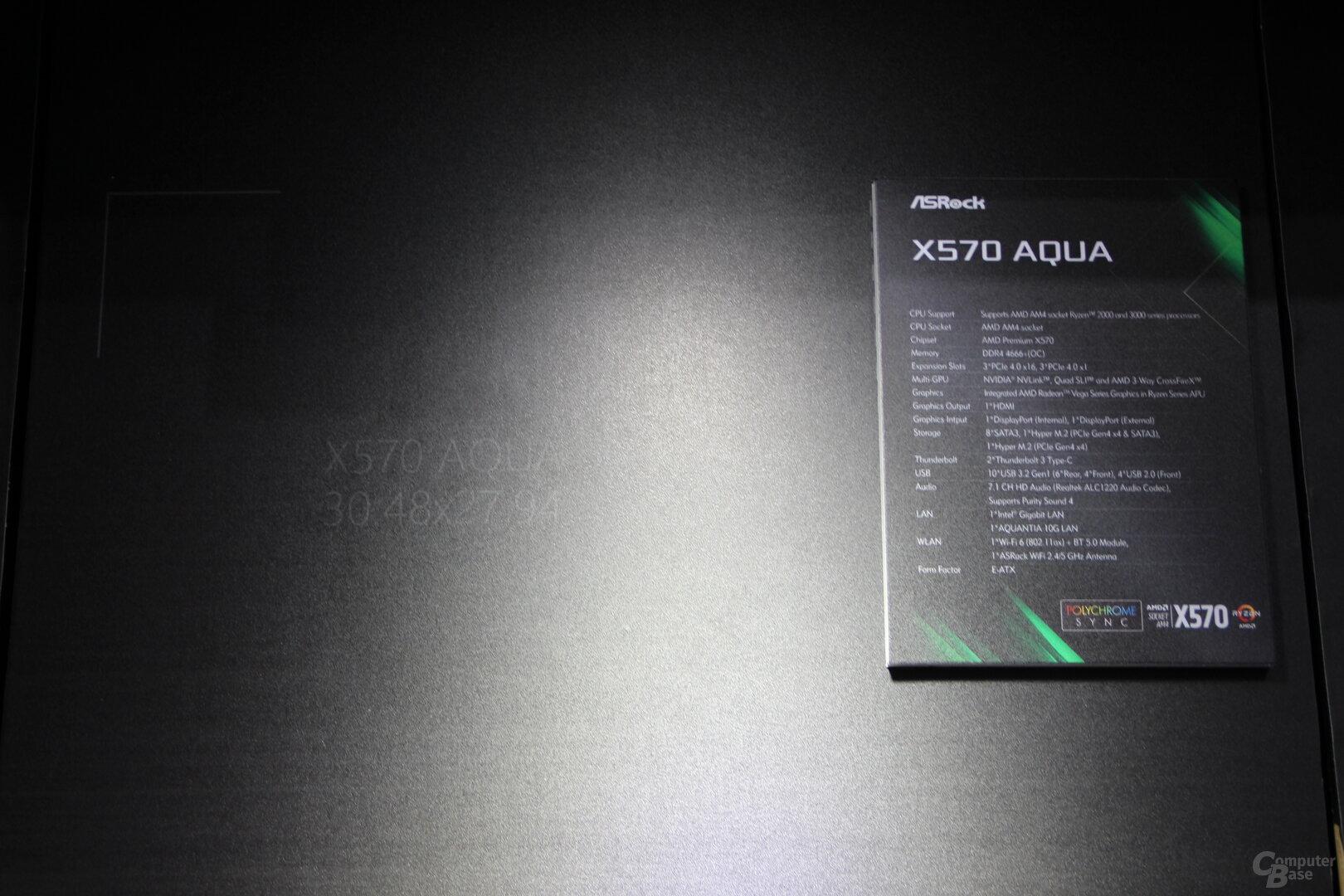 ASRock X570 Mainboards