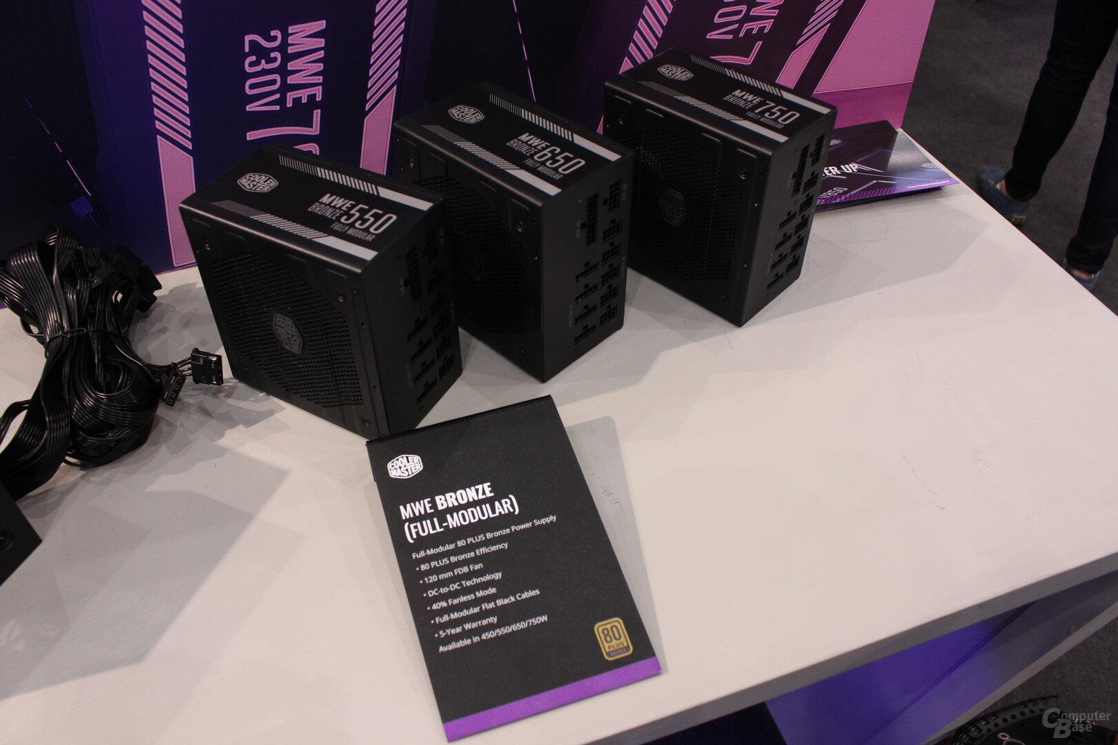 Cooler Master MWE Essential Full-Modular