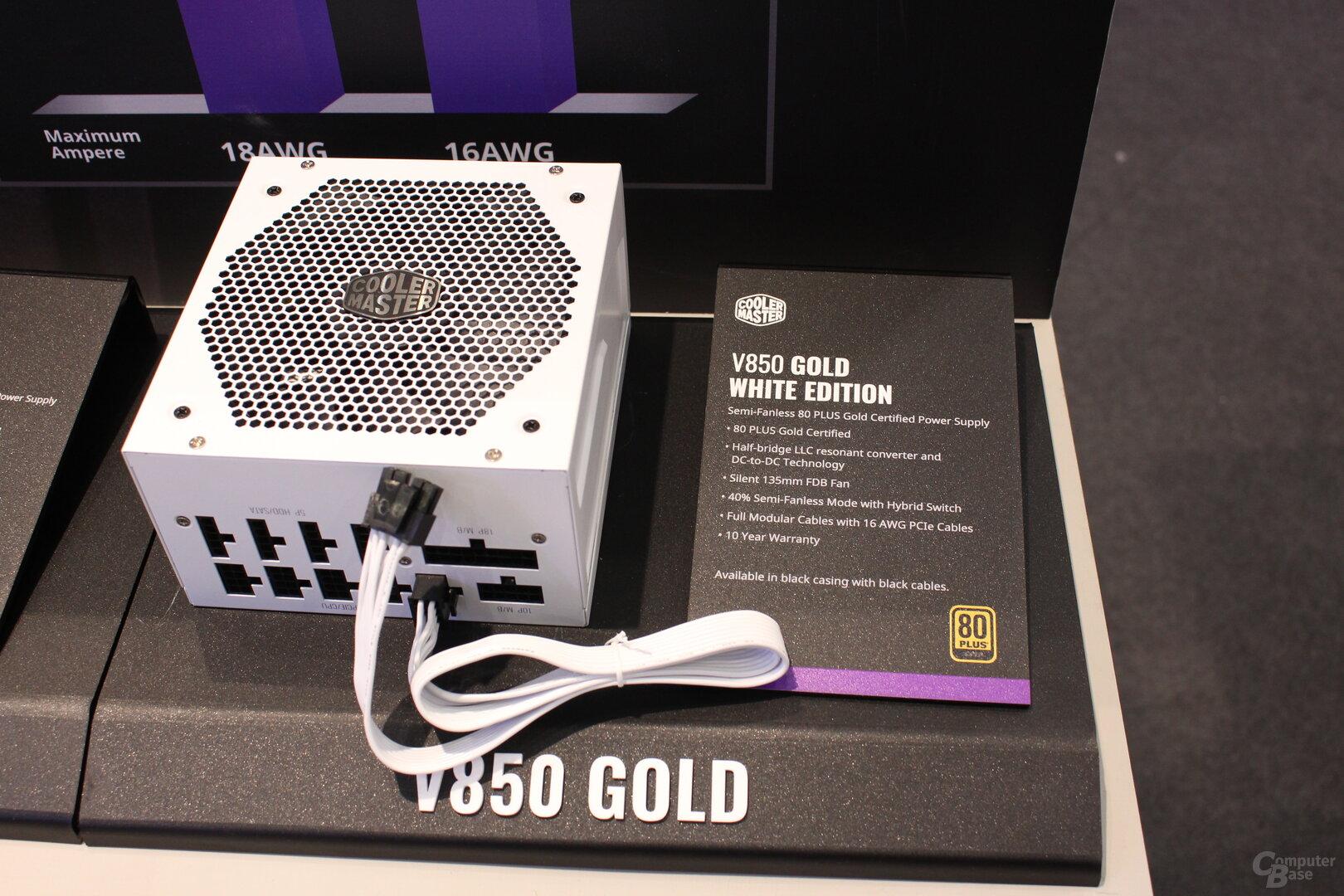 Cooler Master V850 Gold