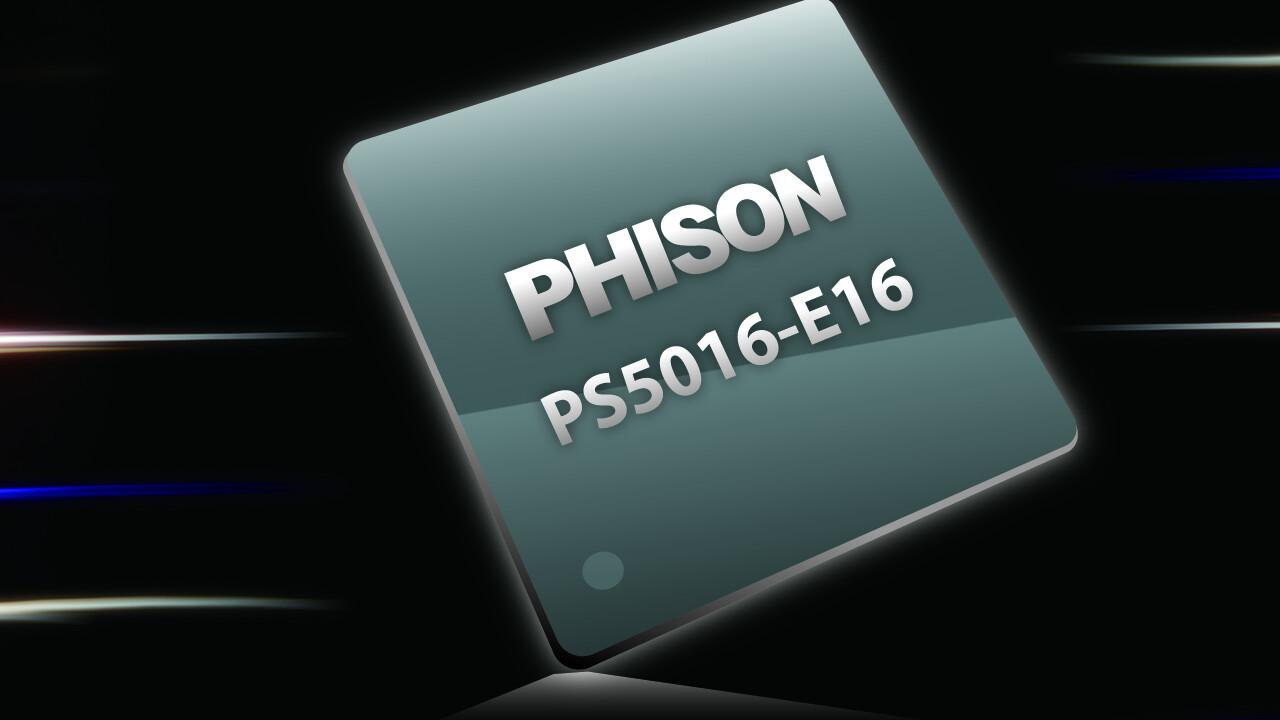 Phison: Controller für PCIe‑4.0‑SSDs mit 6.500 MB/s in Arbeit