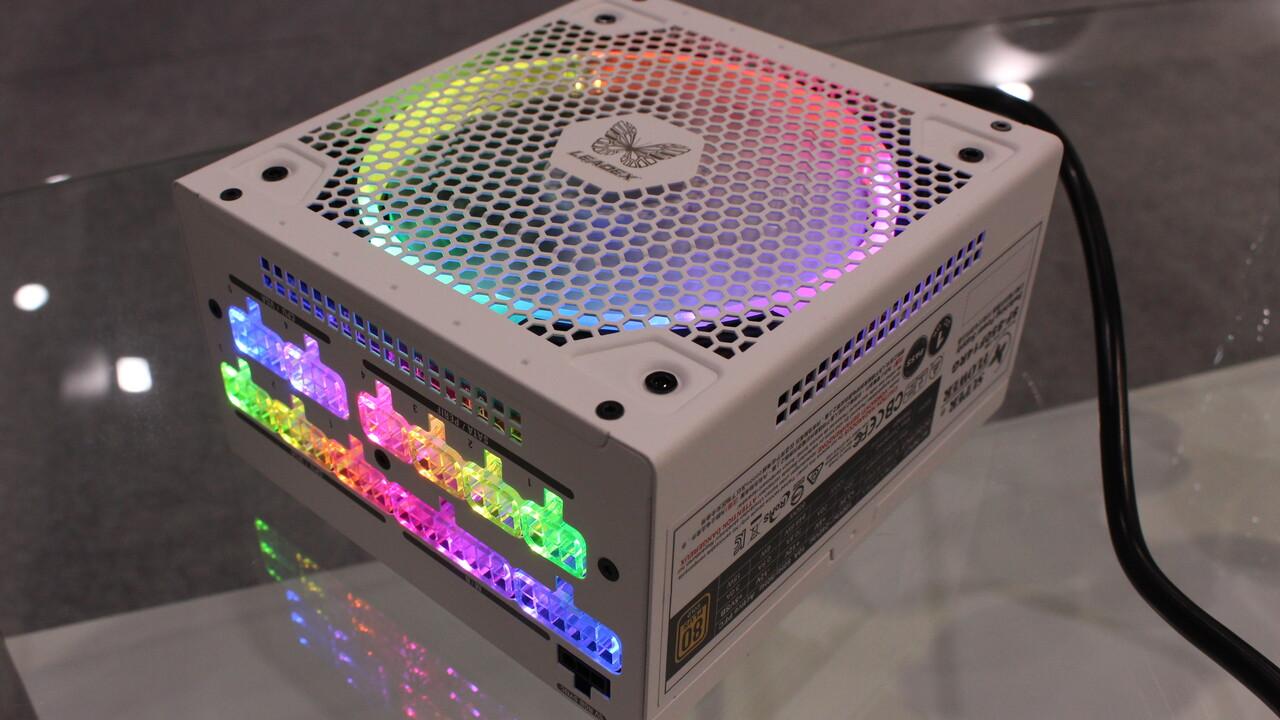 Super Flower Leadex: Netzteile in ATX und SFX-L mit und ohne Beleuchtung