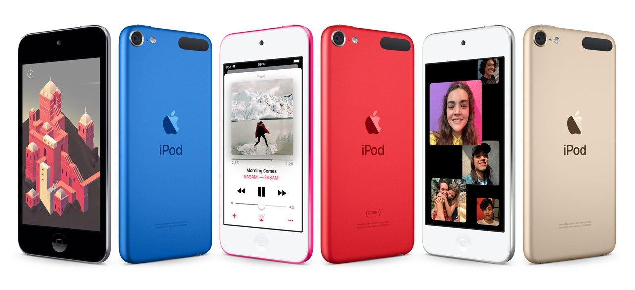 Der neue iPod Touch 2019