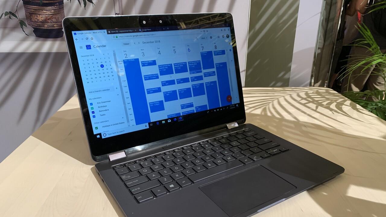 Project Limitless: Qualcomm zeigt Snapdragon- vor Intel-Notebook