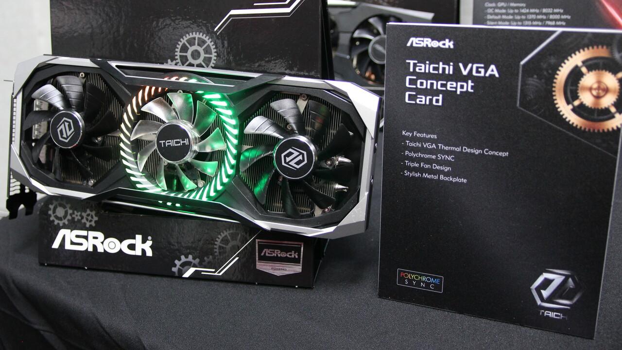 AMD Navi: Custom-Lösungen der Radeon RX 5700 kommen im August