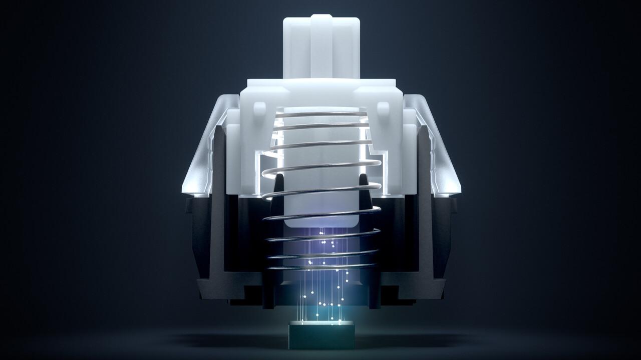 SteelSeries Apex 7 & Pro: OmniPoint-Taster haben änderbaren Signalpunkt