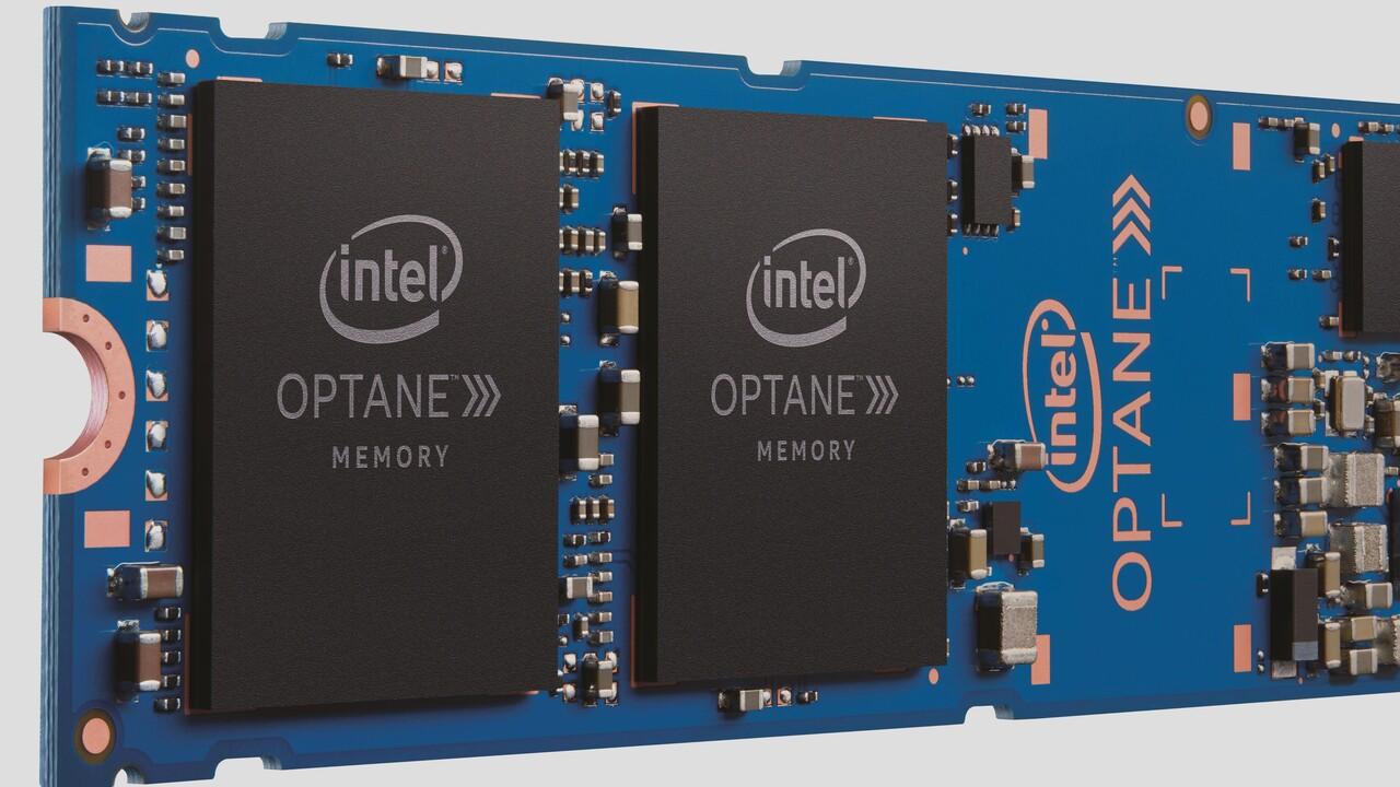 Optane Memory M15: Intels Cache-Module werden schneller