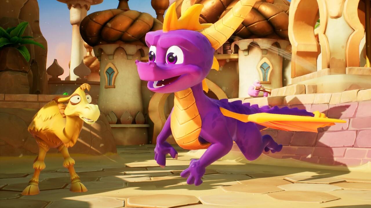 Spyro Reignited Trilogy: PC-Version der Jump'n'Run-Klassiker kündigt sich an