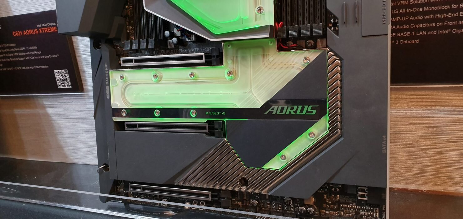 Aorus X299G Xtreme Waterforce