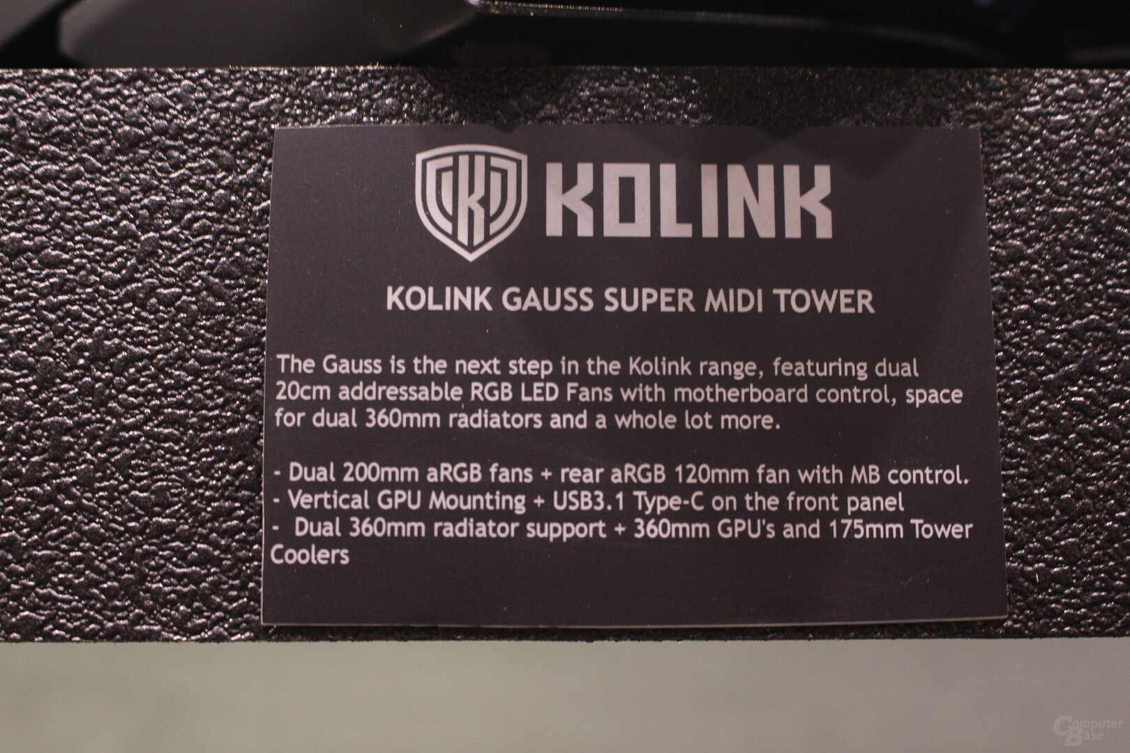 Kolink Gauss Super
