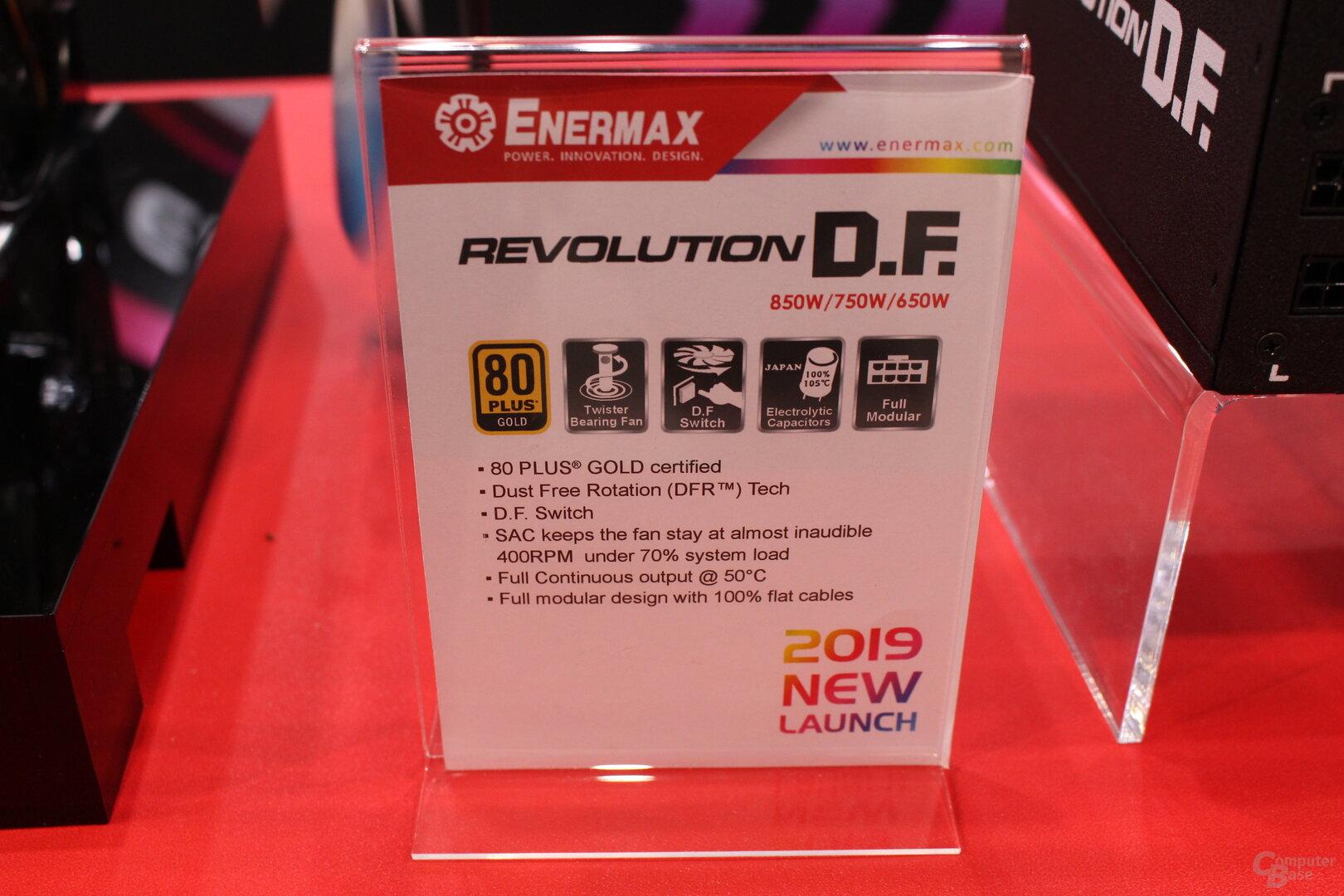 Enermax Revolution D.F.
