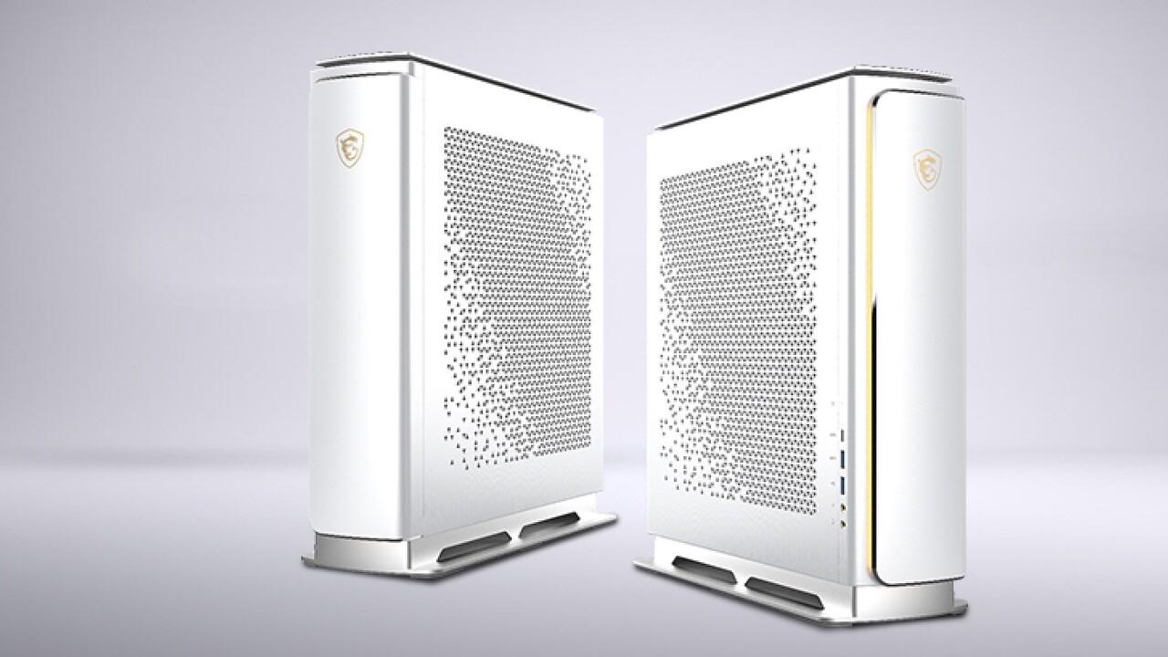 MSI Prestige P100: Mini-PC für Kreative mit Core i9, RTX 2080 (Ti) & 64 GB RAM