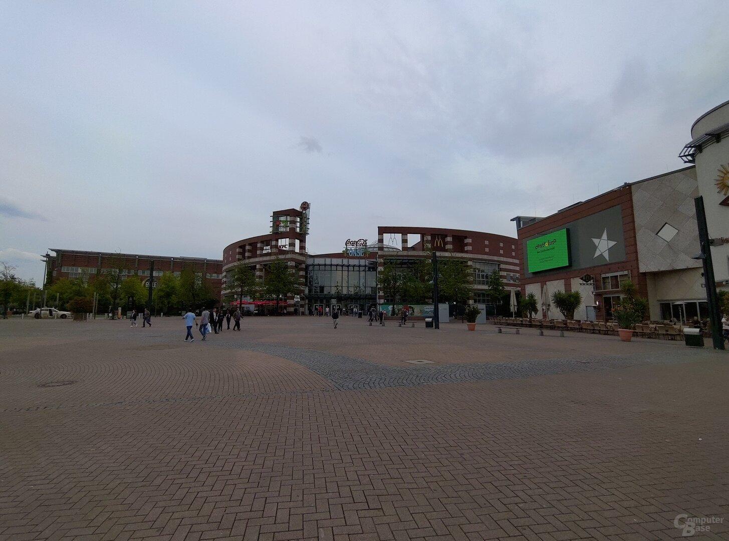 Aufnahme mit der Kamera des Asus Zenfone 6 – Ultraweitwinkel ohne HDR+