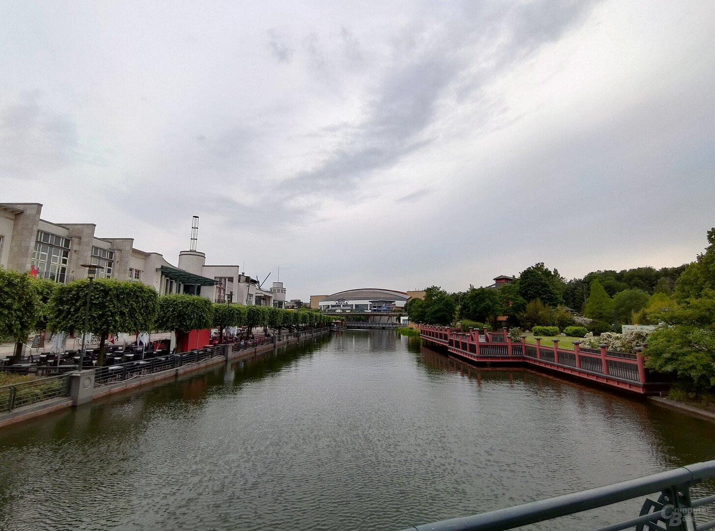 Aufnahme mit der Kamera des Asus Zenfone 6 – Ultraweitwinkel mit HDR+