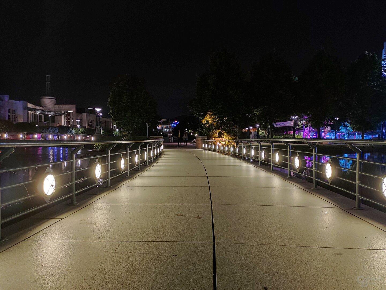 Aufnahme mit der Kamera des Asus Zenfone 6 – Nachtmodus