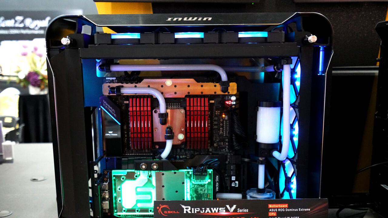 RAM-Bestmarken: G.Skill DDR4-RAM mit 5,2 GHz, 384 GB Kit bei DDR4-4000