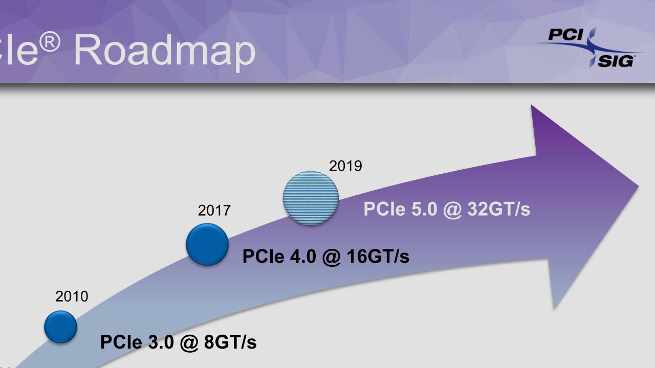 PCI Express 5.0: Spezifikation für bis zu 64GB/s veröffentlicht