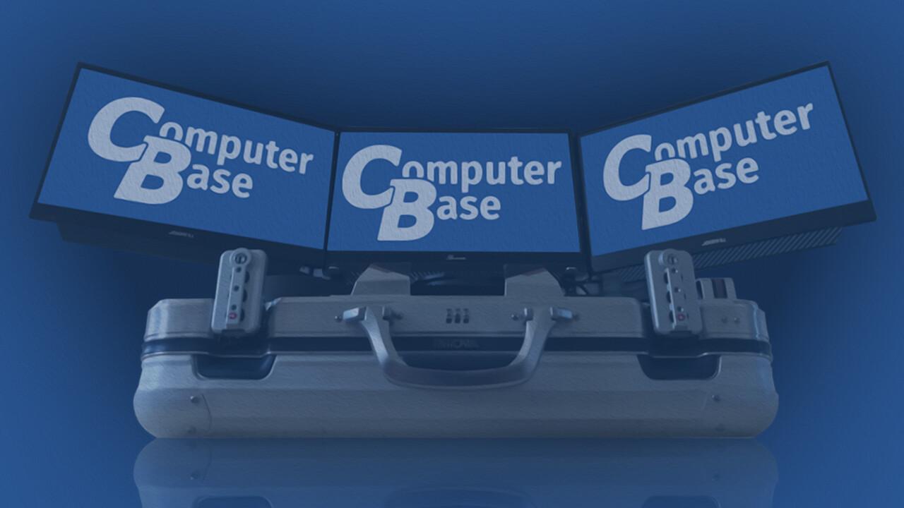 Aus der Community: Koffer-Gaming-PC mit drei Displays und VR-System