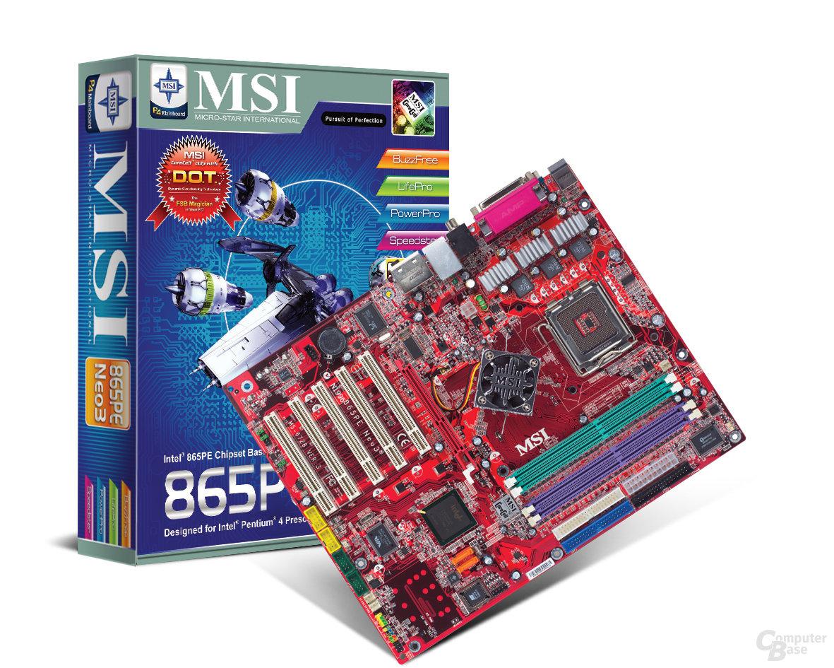 MSI 865PE Neo3