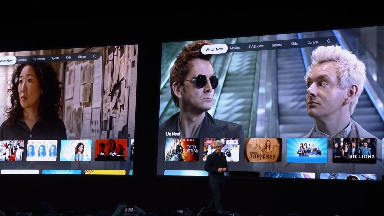 Apple: tvOS 13 erhält Multi-User- und Controller-Unterstützung