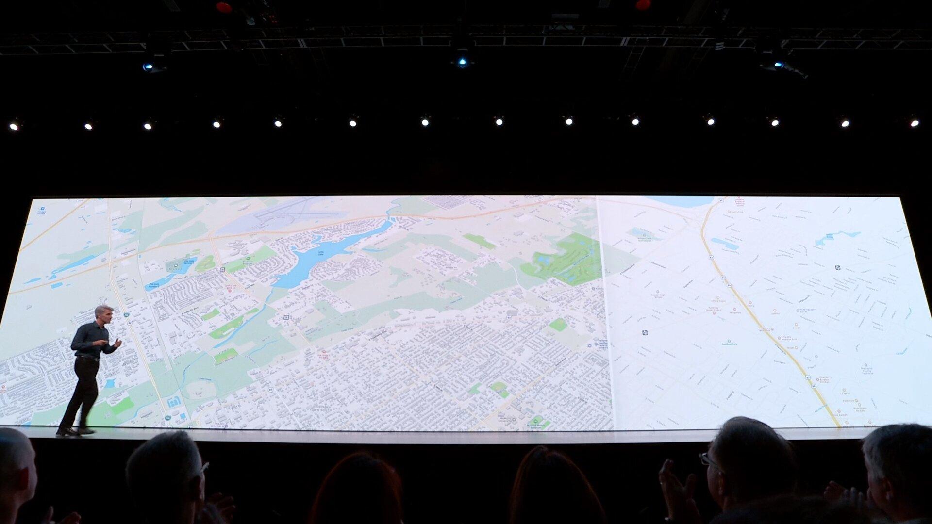 Neues Apple Maps
