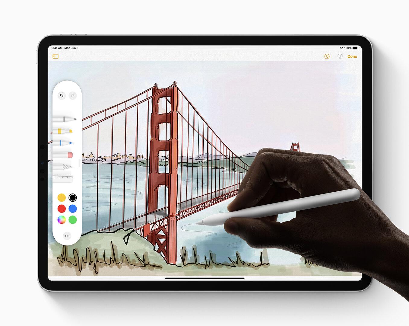 Neue Werkzeuge für den Apple Pencil