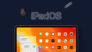Apple: iPads erhalten mit iPadOS ein optimiertes Betriebssystem