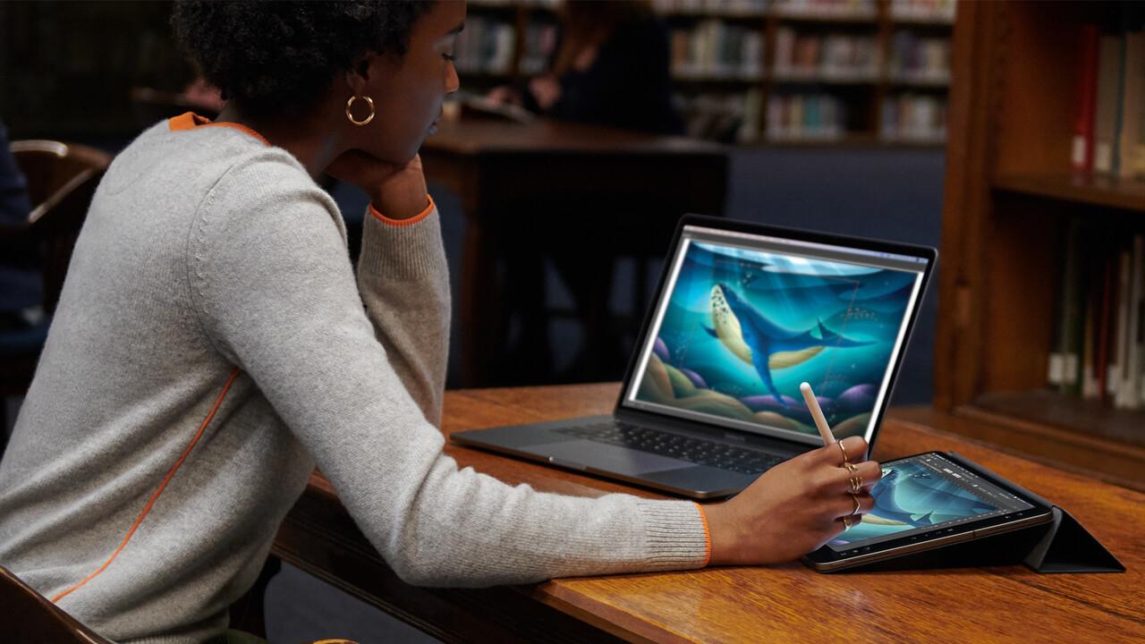 Apple macOS 10.15 Catalina: Das iPad wird zum Grafiktablet und iTunes aufgeteilt