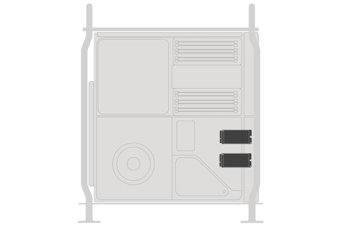 SSDs im standardisierten M.2-Format