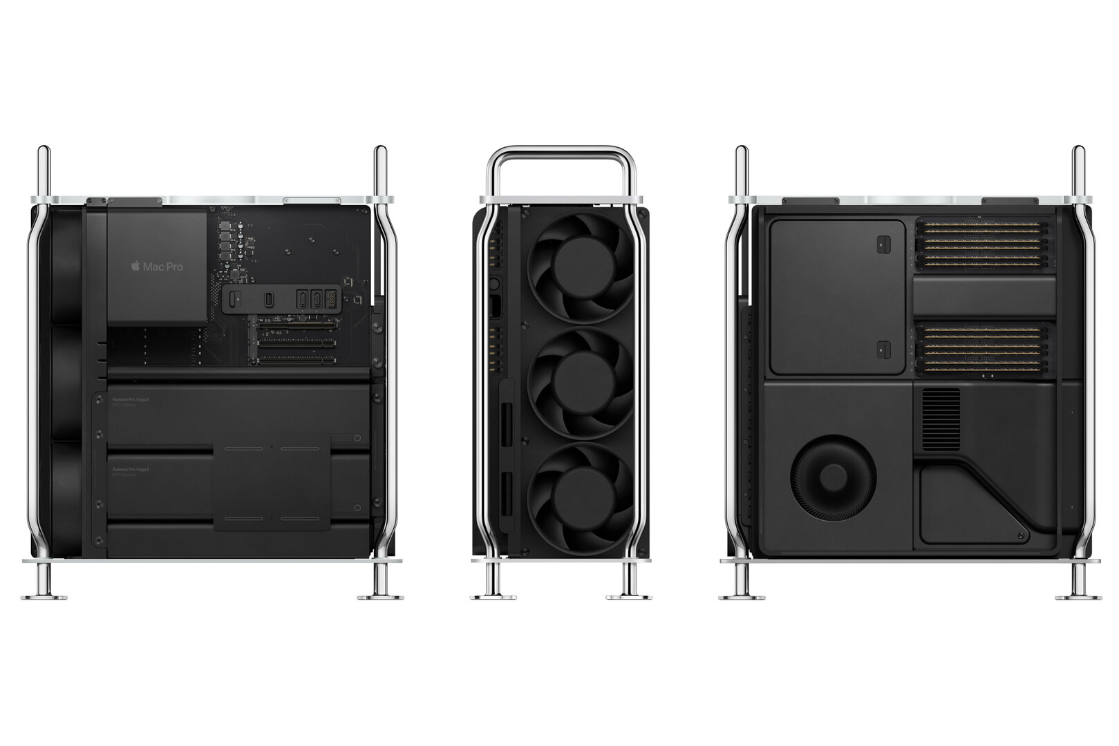 Mac Pro Kühlsystem