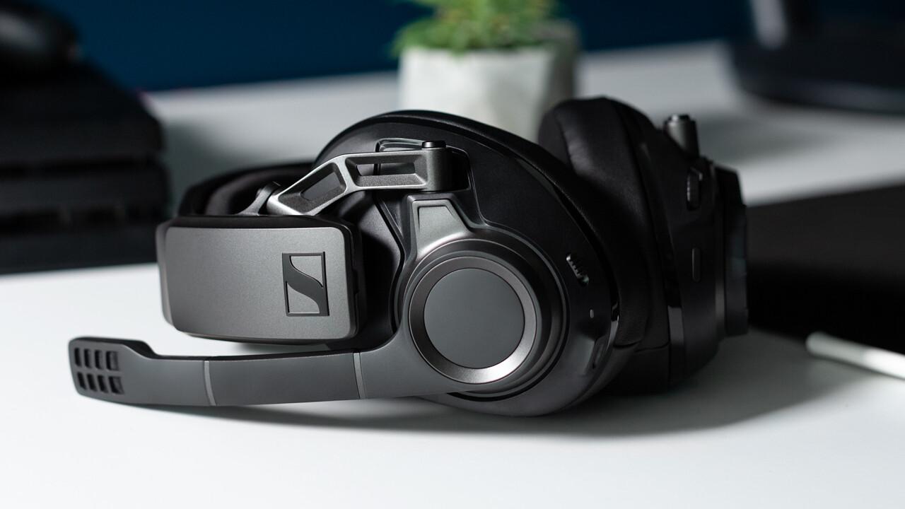 Sennheiser GSP 670: Geringe Latenzen und Bluetooth kombiniert