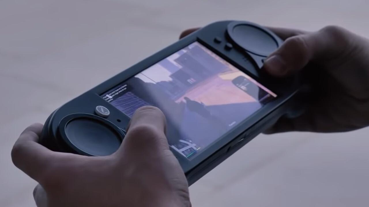 Smach Z: Handheld mit AMD Ryzen V1605B soll endlich erscheinen