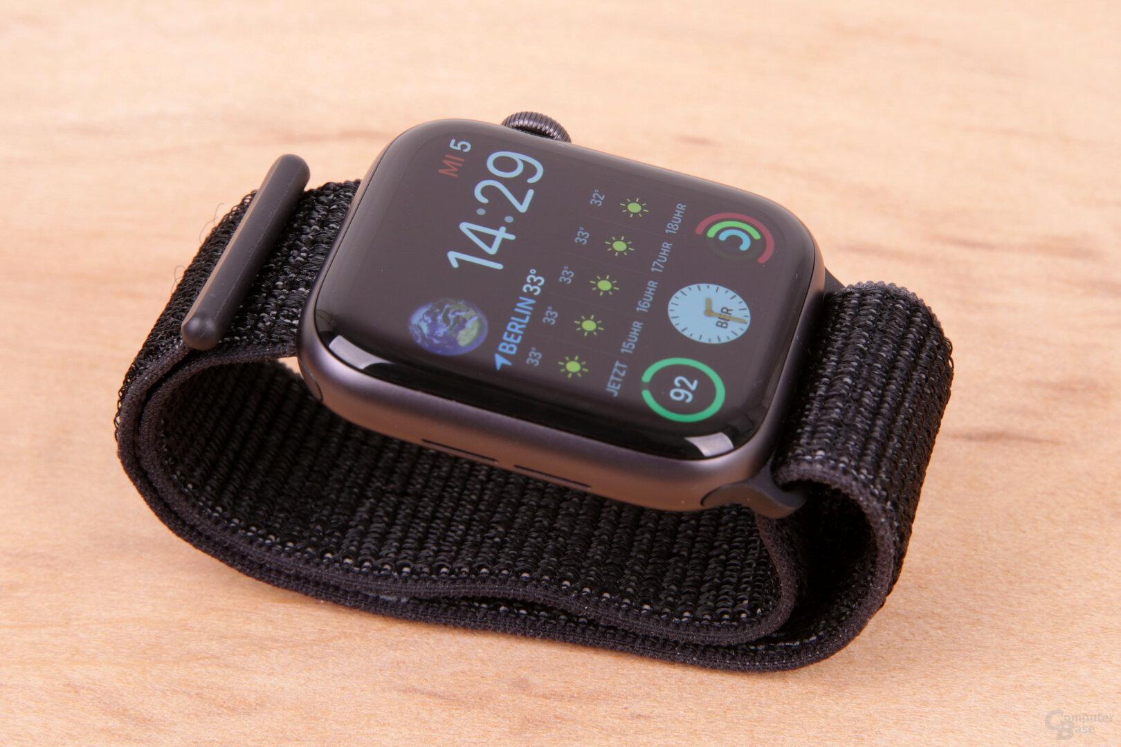 Apple Watch 4 mit 44 mm großem OLED-Display