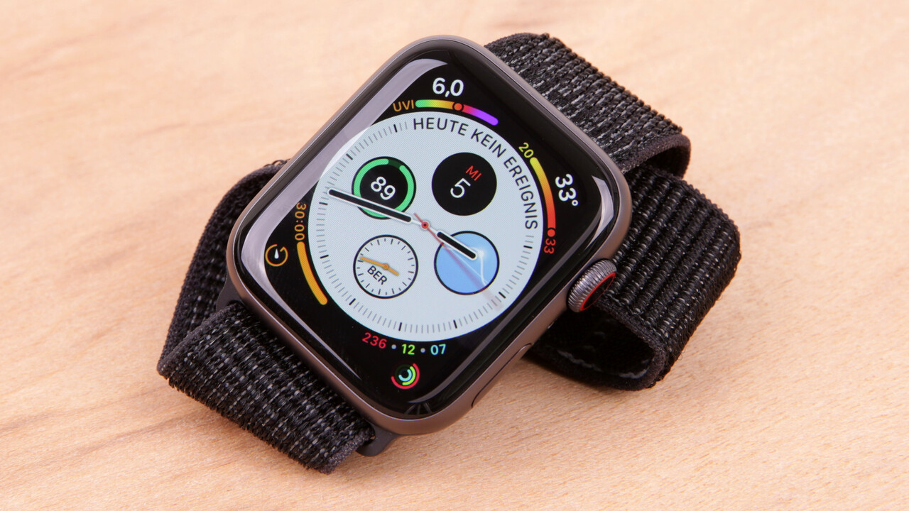 Erfahrungsbericht: Die Apple Watch 4 sorgt für Ruhe im Kopf